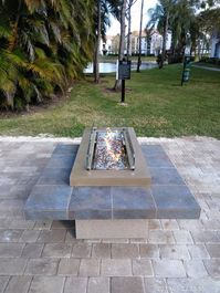 Outdoor Firepit in Naples, FL (1)