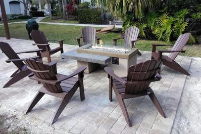 Outdoor Firepit in Naples, FL (2)