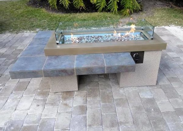 Outdoor Firepit in Naples, FL (3)