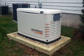 Home Backup - Protect your home or business with a standby generator installed by HRI Naples AC & Gas Experts