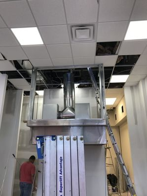 Commercial HVAC Install in Naples, FL (1)