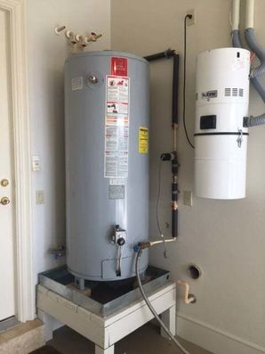 Before and After Tank-less Water Heater Install in Naples, FL (2)